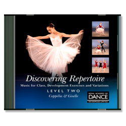CD - Discovering Repertoire Level 2