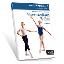 Exercise Book - Intermediate (Male & Female)